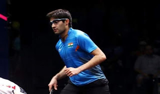 Spotlight: Ramit Tandon Won Abu Dhabi Open Squash Title