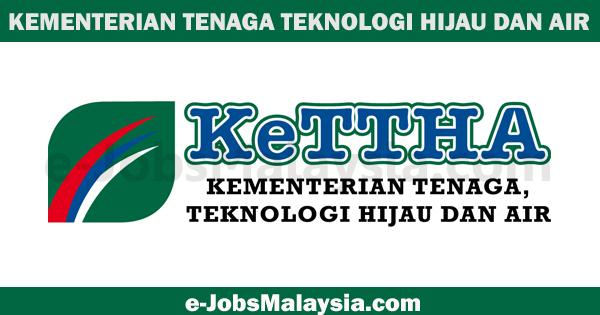 Kementerian Tenaga Teknologi Hijau dan Air