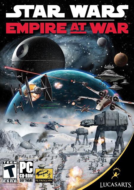 Star Wars Empire at Wars Cover Hd