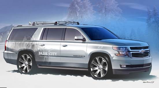 2019 Chevy Suburban Review and Redesign