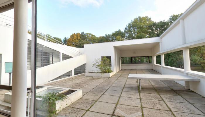Ville Savoye (Le Corbusier) - 360°