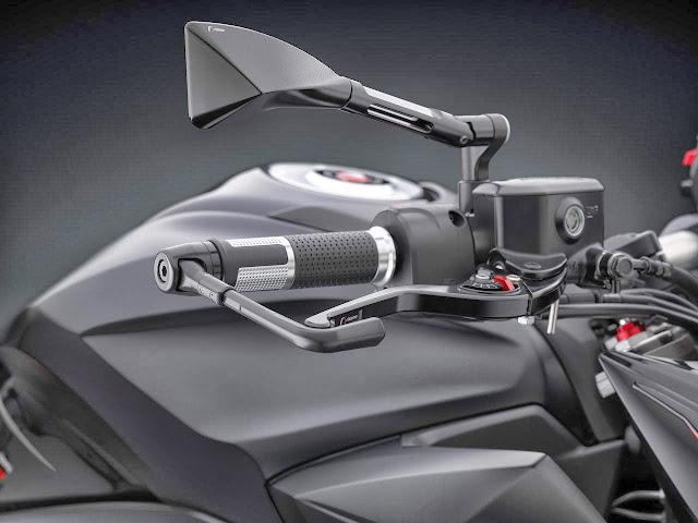 Kawasaki Z800 Rizoma - Gabungan Elemen Gaya & Kejahatan