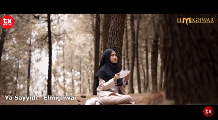 Lirik Sholawat Terbaru Ya Sayyidi El Mighwar