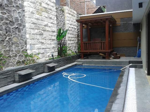 Villa M61 Batu Malang