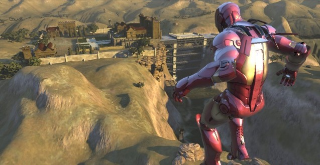 iron man 3 the official game for pc