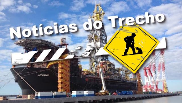 Resultado de imagem para sondas da Petrobras noticias trecho
