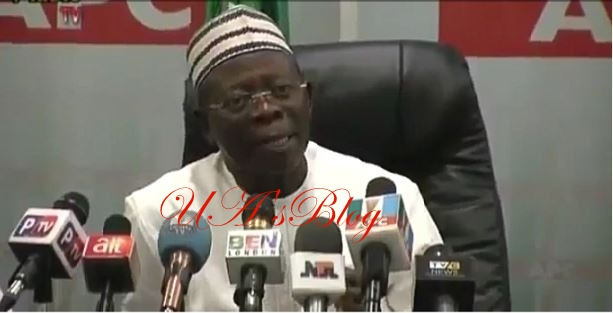 Why herdsmen are not responsible for killings of Nigerians – Oshiomhole