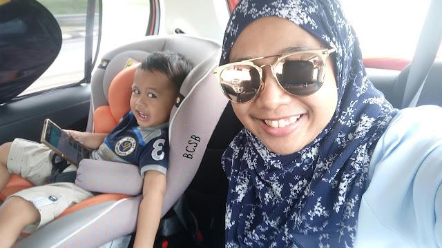 Tempat Menarik di Pahang : Hotel Review - Residence Inn Cherating