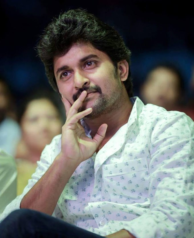 Actor Nani Age, Height, Weight, Wife, Wiki, Real Name, Biography, Family, Caste, Upcoming Movies 2019 and More