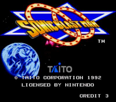 【SFC】音速超人原版+無敵版,經典動作過關遊戲!