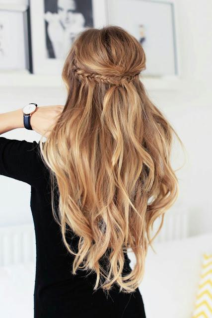 Crown-Bride-hairstyle