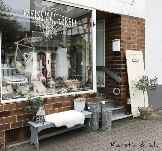Deko Vintage Weissmacherei Osterspai