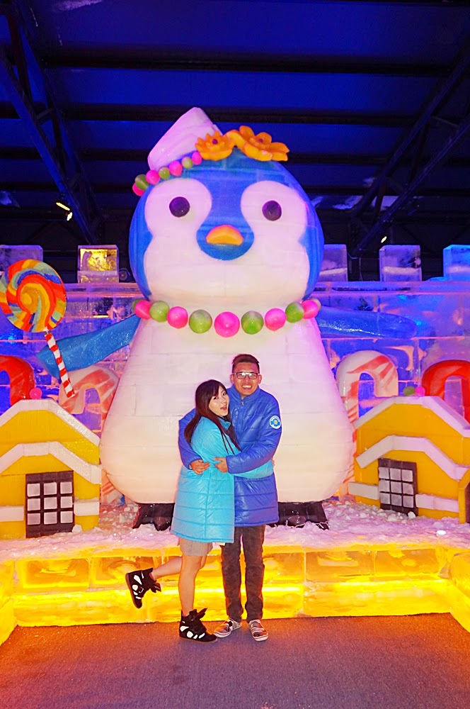 凍得好過癮~ 香港哈爾濱冰雪節2014 : minibubble