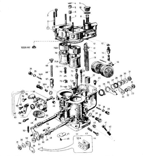 Barking Mad Speed Shop: Exploded Diagrams Small Block