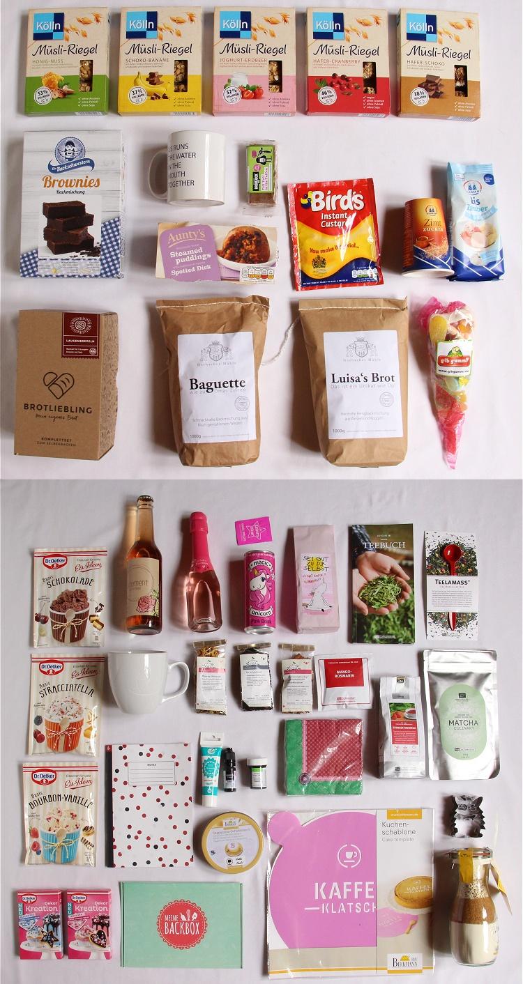Bloggertreffen Köln Goodies