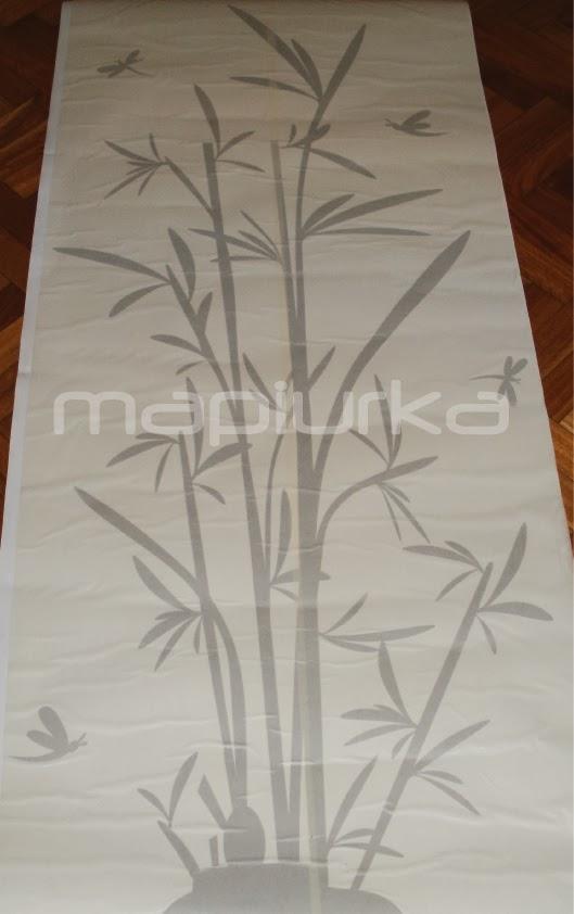 Mapiurka adhesivos decorativos ba trabajos realizados - Vinilo para vidrios ...