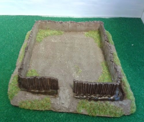 BD219 Celtic Farm with Huts picture 2