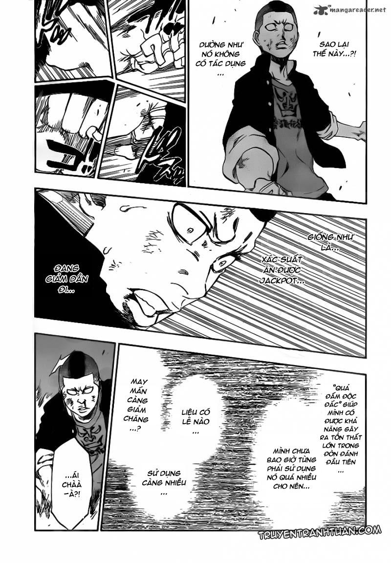 Bleach chapter 467 trang 15