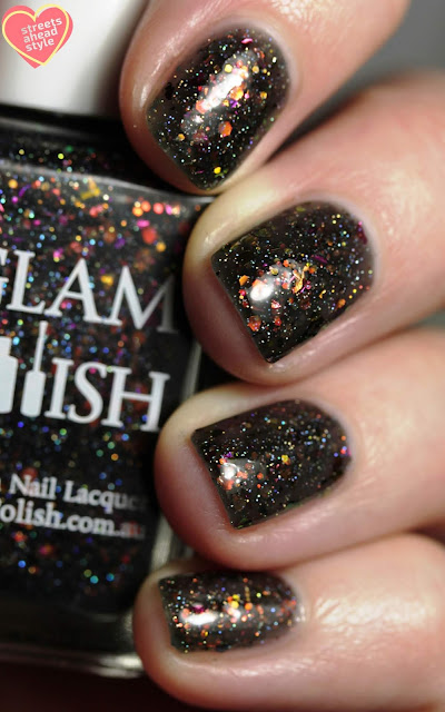 Glam Polish Paws Off What Doesn't Belong to You 2.0 swatch by Streets Ahead Style