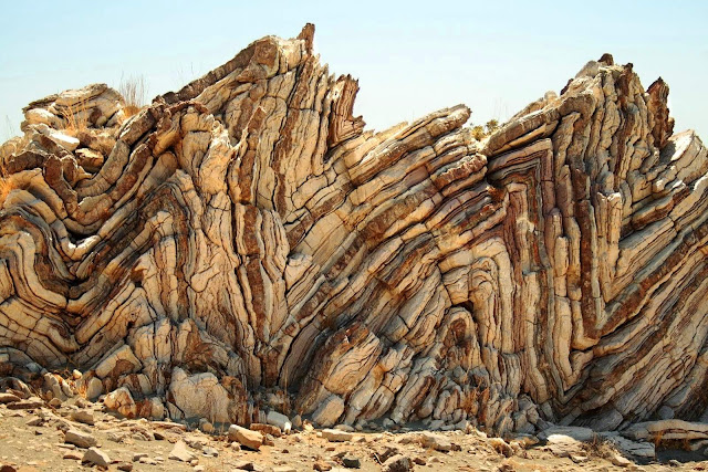 Rock Deformation: Causes and Types