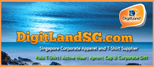 T Shirt Printing Singapore by DigitLand