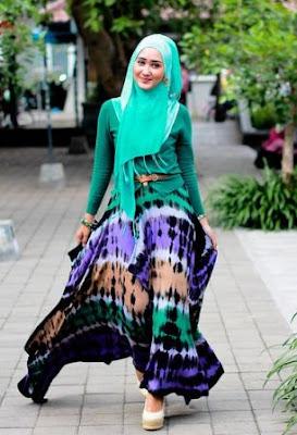 Baju Muslim Casual Dian Pelangi16
