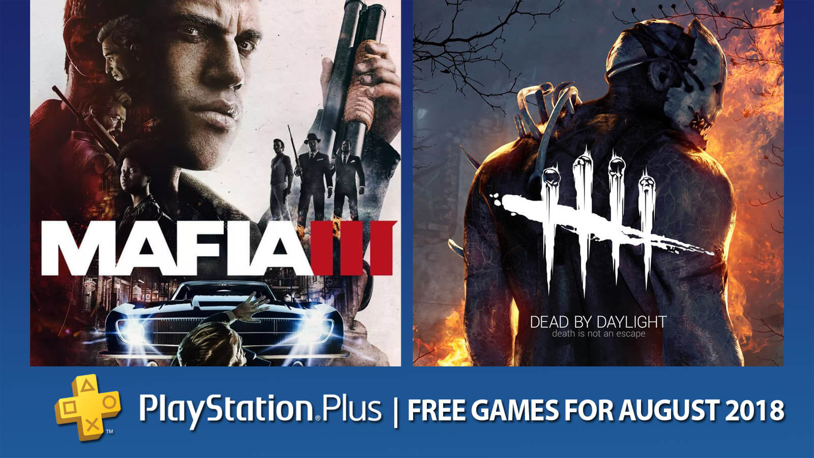 Psn Free Games August 2020.Playstation Plus Free Games For August 2018 Gameslaught