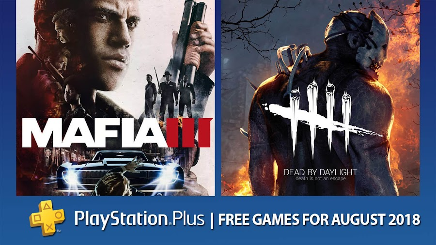 playstation plus free games august 2018
