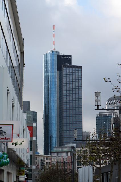 Main tower-Francoforte