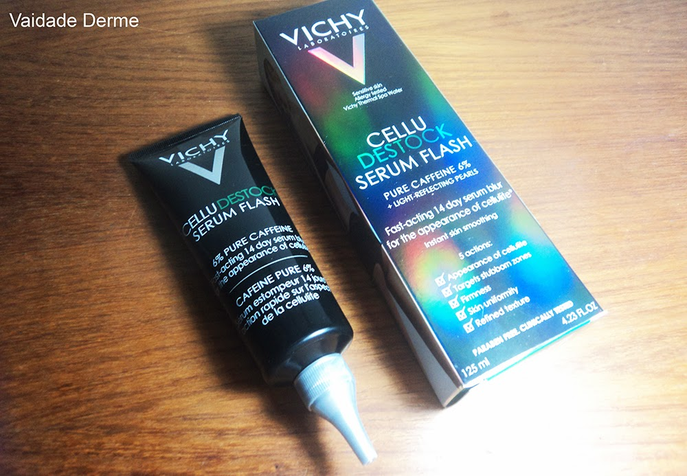 Vichy Celludestock Serum Flash Anticelulite