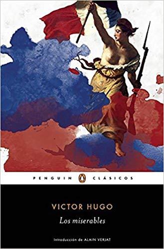 Portada de Los Miserables de Victor Hugo