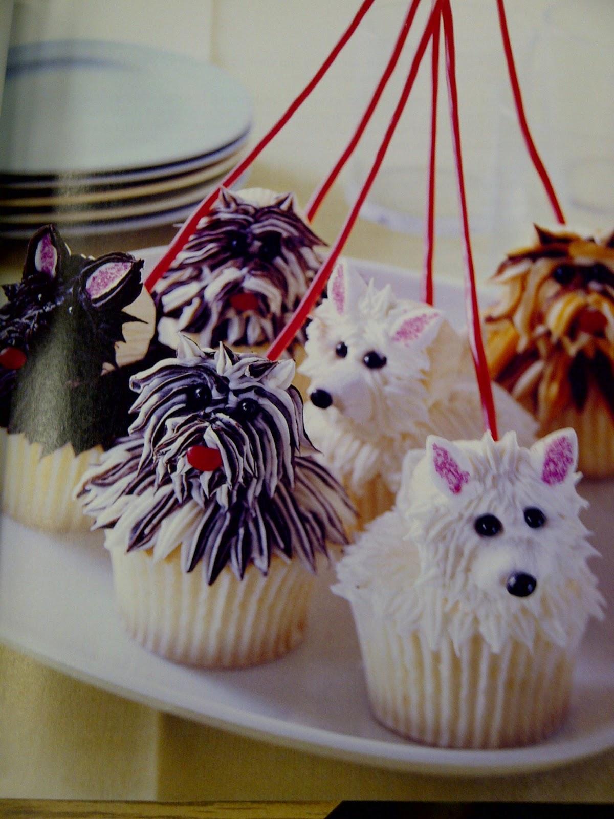 Hello Cupcake dogs