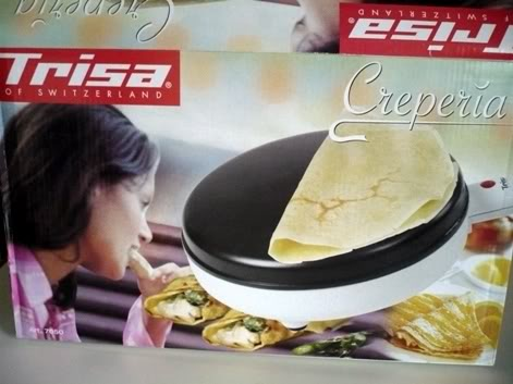Crepes Machine