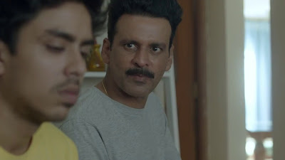 Rukh Movie Actor Manoj Bajpayee HD Wallpaper