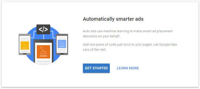 Apa itu Auto Ads atau Iklan Otomatis Adsense