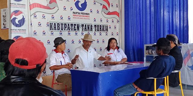 Punya Pengalaman di Jatim, Putra Masanda ini Siap Berarung di DPRD Tana Toraja