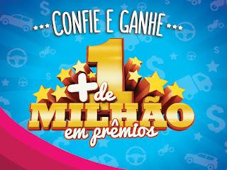 Cadastrar Promoção Supermercados Confiança 1 Milhão Prêmios