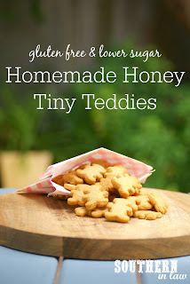 Homemade Gluten Free Tiny Teddies Recipe Copycat