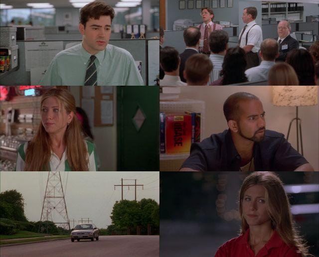Enredos de oficina (1999) HD 1080p Latino Dual
