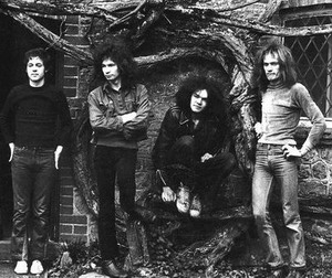 Help Yourself interview with Malcolm Morley - It's Psychedelic Baby