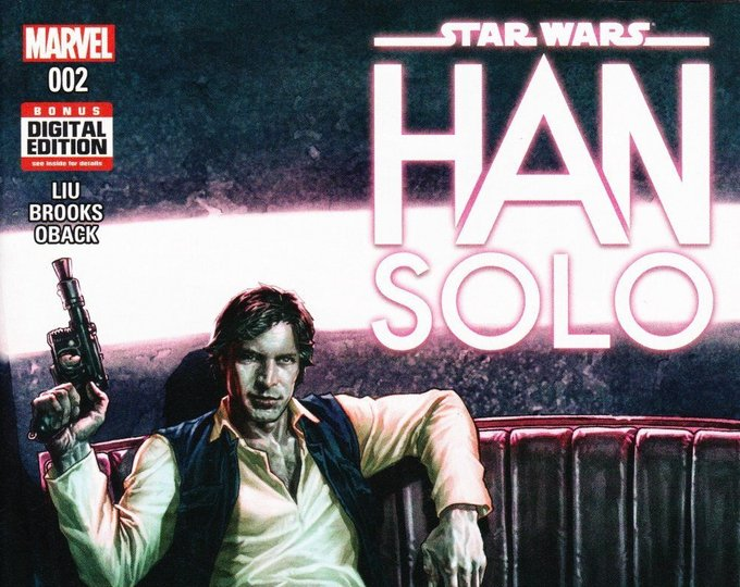 Han Solo Is One Super Cool Dude