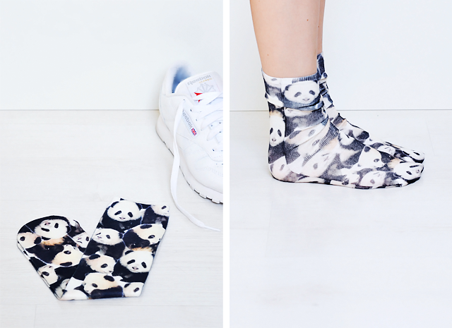 Primark shoplog 2015, by belgian fashion blogger, primark hasselt, panda socks, photo socks, minimal black and white, reebok, classic, white, trainers, sneakers, june 2015