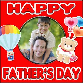 Kartu Ucapan Selamat Hari Ayah