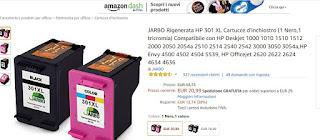 cartuccia HP 301