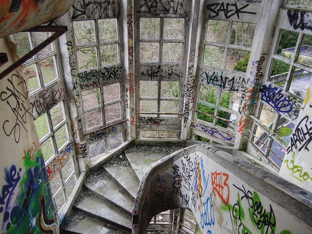 urbex ile-de-france sanatorium
