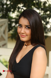 Actress Rashi Khanna Pictures at Hyper Movie Interview 0128
