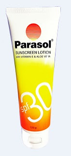 Parasol sunblock spf 30