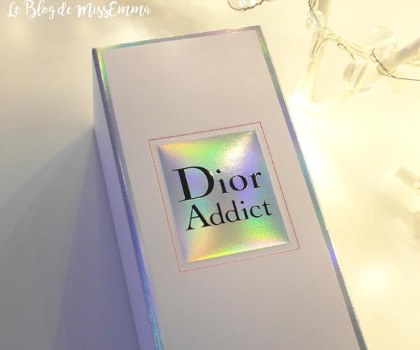Le Blog de MissEmma • Dior Addict • Tendance Parfums