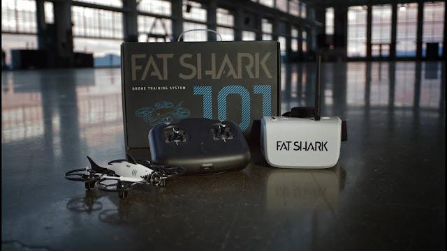 Fat Shark's 101 kit
