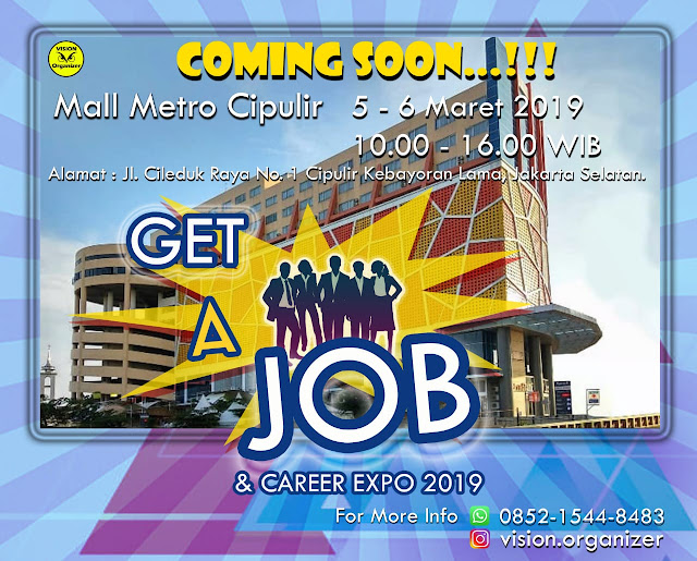 Job Fair di Jakarta Selatan 2019
